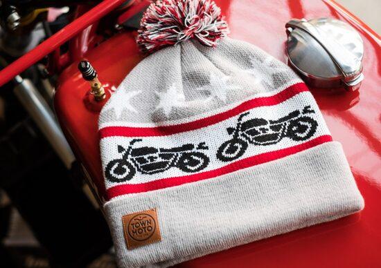 Natale 2018: il cappello per i motociclisti per i freddi mesi invernali