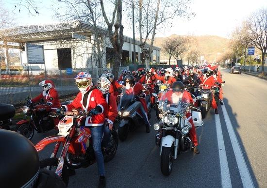 """I """"Babbi Natale in moto"""" ritornano per beneficenza!"""