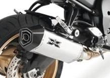 Remus: terminali Hexacone omologati per Yamaha FZ8