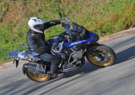 BMW R1250GS Adventure HP: TEST - 1a parte, prova su strada