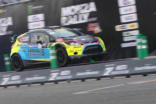 Monza Rally Show 2018, Day1: Rossi al comando, Suninen insegue (9)