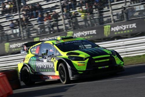 Monza Rally Show 2018: vittoria schiacciante di Valentino Rossi (6)