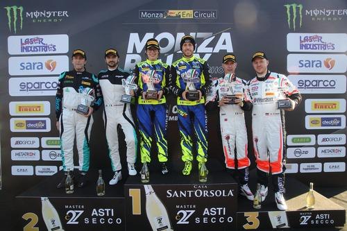 Monza Rally Show 2018: vittoria schiacciante di Valentino Rossi (5)