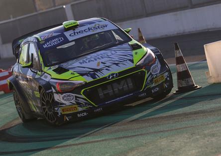 Monza Rally Show 2018: super Cairoli batte Rossi al Master Show