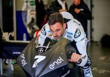 Niccolò Canepa: nel 2019 impegnato in pista su tre fronti