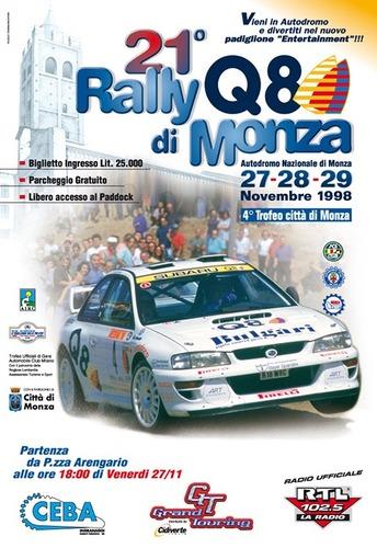 Rally di Monza 2019: no Rossi, no Show? Piangono gli sponsor (7)