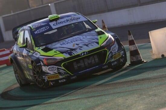 Tony Cairoli: da esordiente senza pretese a seconda star del Rally (1° al Masters Show)