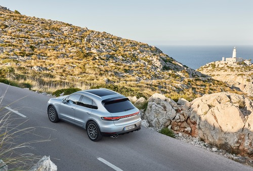 Porsche Macan S, si amplia la gamma del restyling (4)