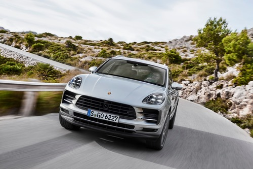 Porsche Macan S, si amplia la gamma del restyling