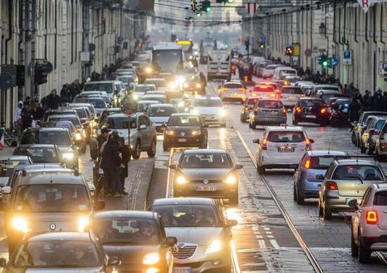 Spesa per l'auto: 11,1% del PIL nel 2018