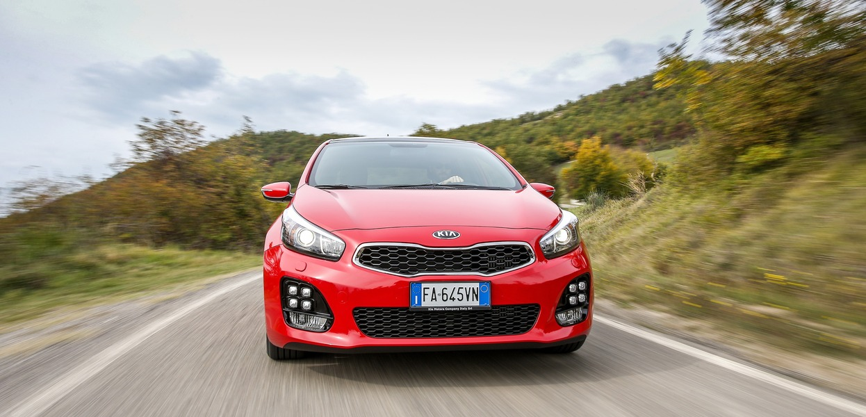 Kia ceed 1.4 MPi 5p. Evolution (4)