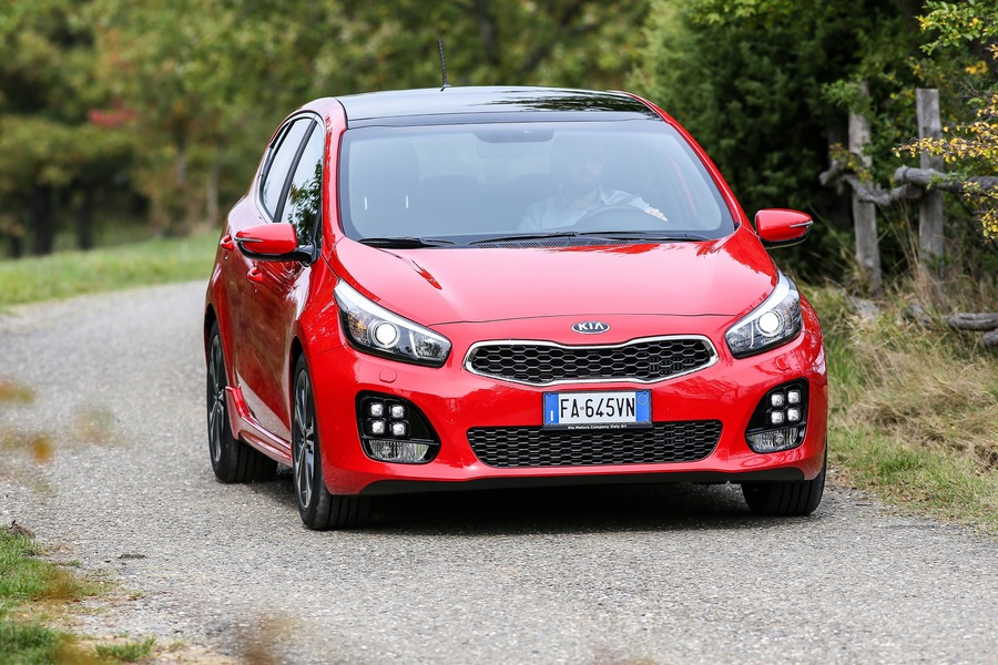 Kia ceed 1.4 MPi 5p. Evolution