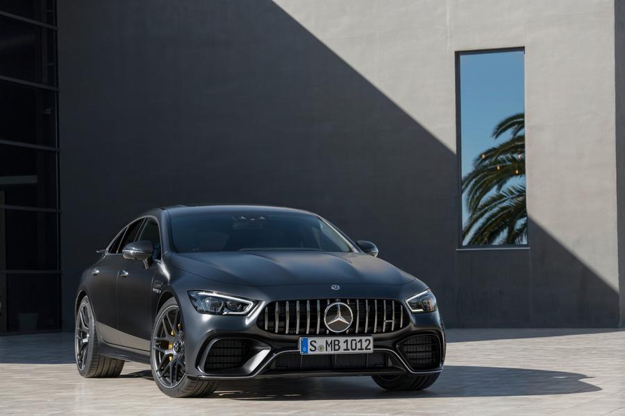 Mercedes-Benz Classe GT Coupé