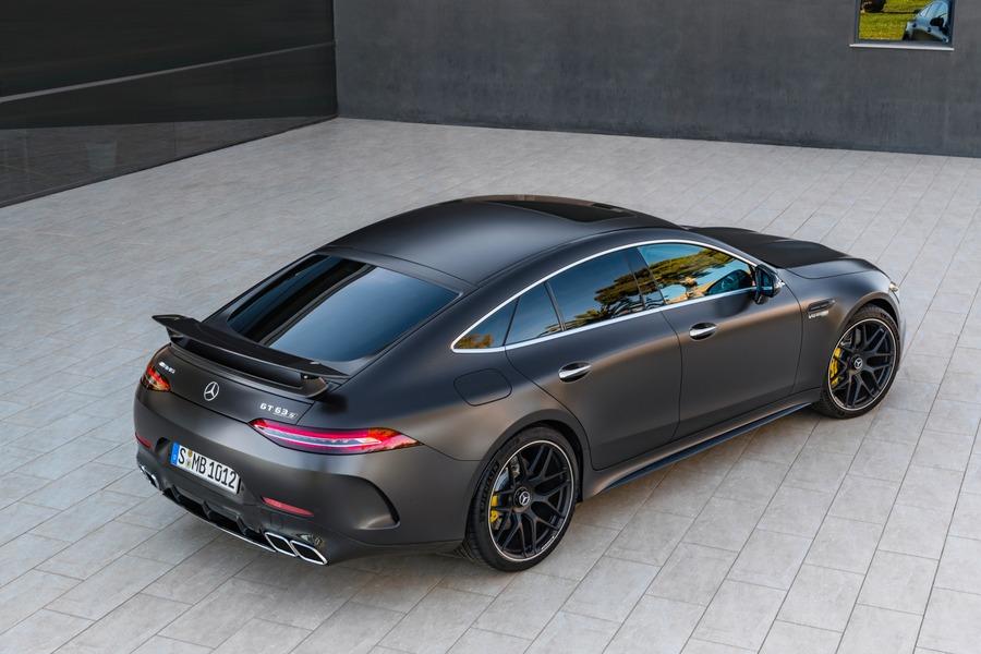 Mercedes-Benz Classe GT Coupé (2018->>) (4)
