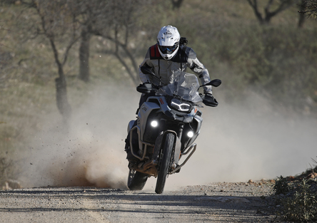 BMW F 850GS Adventure 2019: TEST ANTEPRIMA