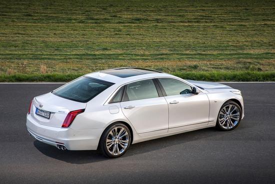 La Cadillac CT6