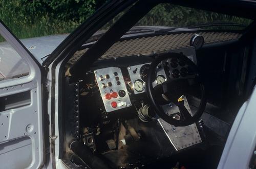 Volkswagen Golf, nel 1987 con due motori per la Pikes Peak (2)