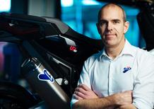 """Ernesto Marinelli: """"La Panigale V4 stradale è potente come la V2 Superbike"""""""