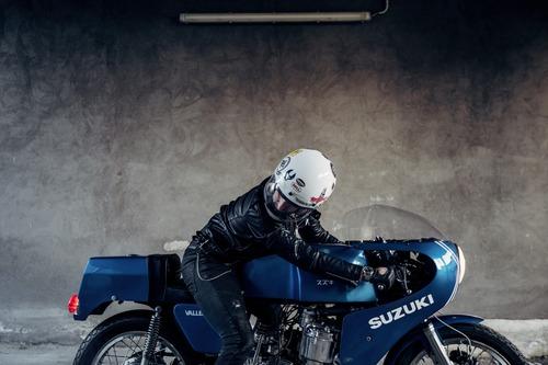 Suzuki GT 750 S Vallelunga: il restauro della supersportiva anni '70 (7)