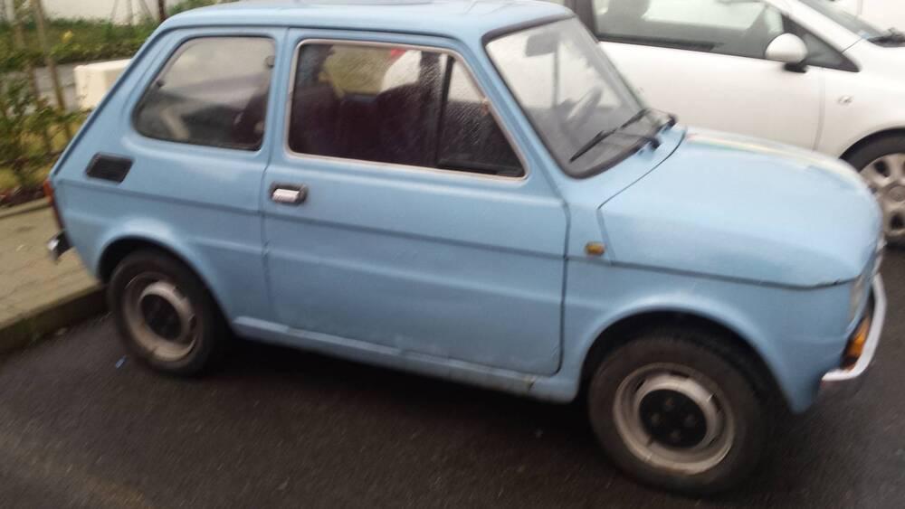 Fiat 126 650 Personal del 1978 usata a Pisa (4)