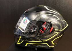 Casco Agv K5-S TORNADO Black/Yellow
