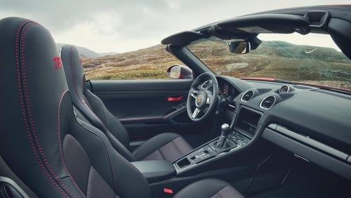 Porsche Cayman e Boxster 718 T: piacere di guida al top (5)