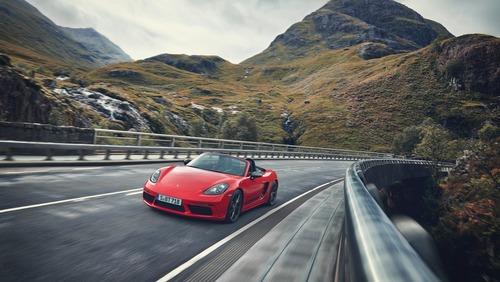 Porsche Cayman e Boxster 718 T: piacere di guida al top (7)