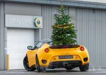 Tanti auguri di Natale da Lotus… Merry DRIFTmas!