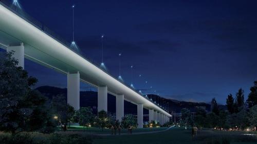 Ponte Morandi: passa il progetto di Renzo Piano