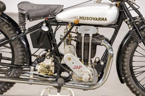 Husqvarna Model 30 A del 1929: all'asta un esemplare unico (7)