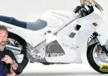 La Honda VFR raccontata da Nico Cereghini