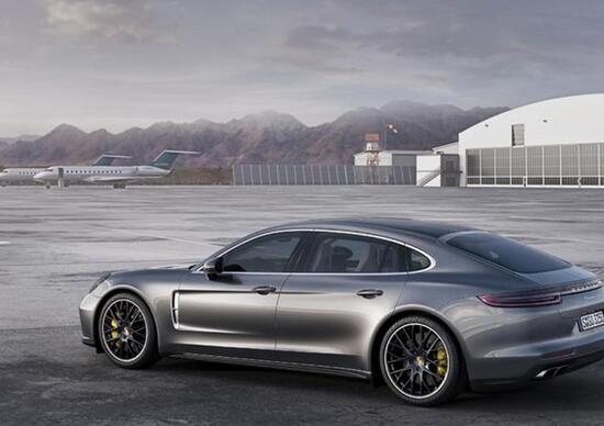 Aggiornamento ecu: Porsche richiama 74500 Panamera