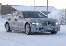 Mercedes Classe S: continuano i test della futura generazione