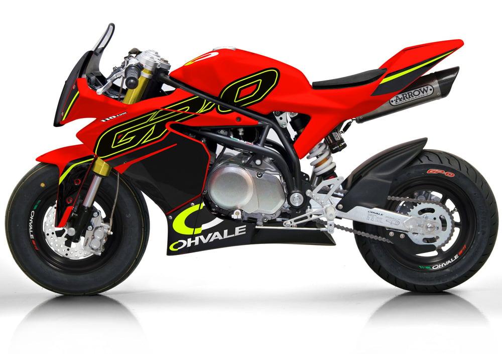 Ohvale GP-0 110 4 speed (2016 - 18) (2)