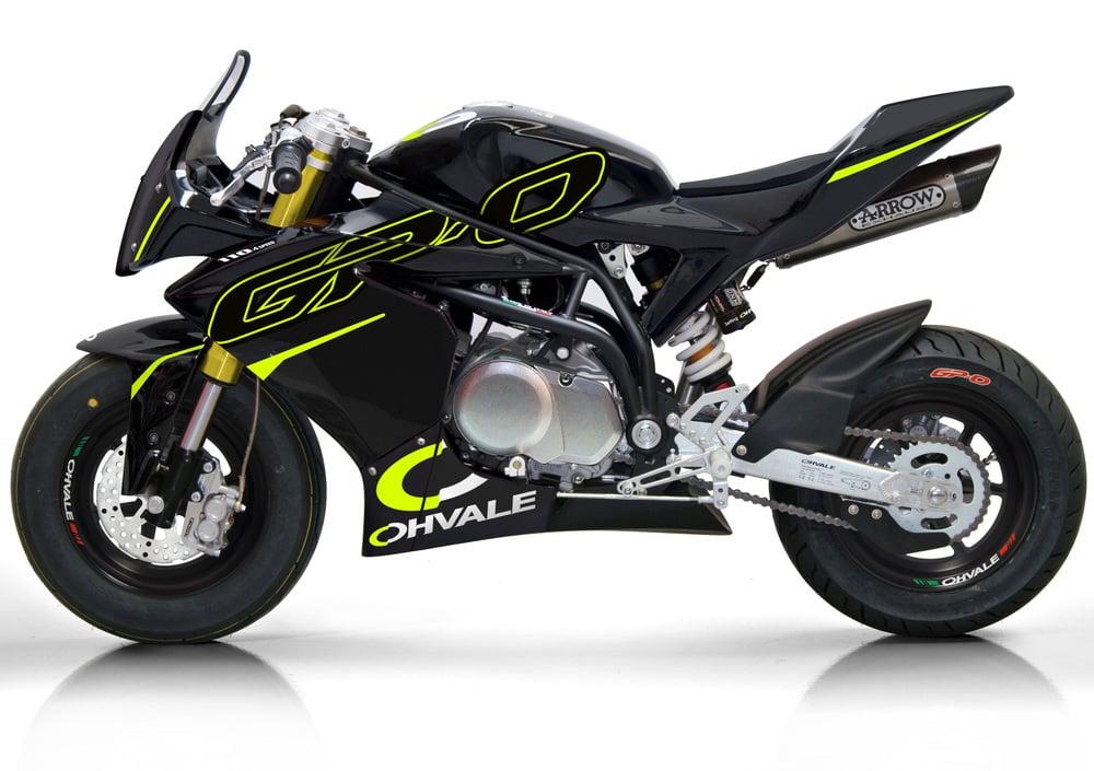Ohvale GP-0 110 4 speed (2016 - 18)