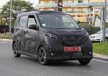 Nissan DayZ: mini-monovolume per il Giappone [Foto spia]