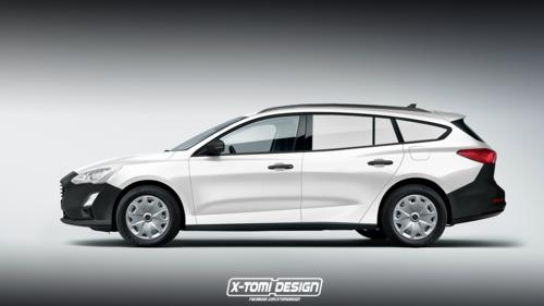 Base spec: Berline, Crossover e SUV con il tuning estetico minimalista (6)