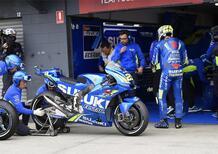 Quanto durano i pezzi di una MotoGP?