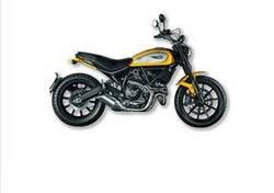 MODELLINO SCRAMBLER 1:18 Ducati
