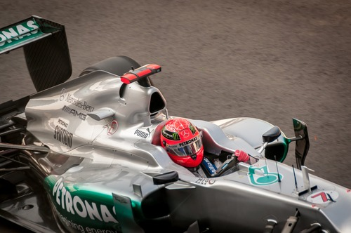 Michael Schumacher, Storia in F1: le manovre Top & Flop [video - foto] (3)