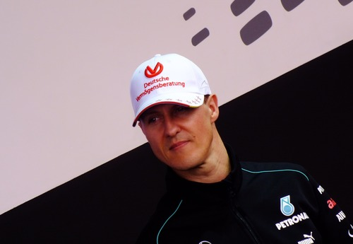 Michael Schumacher, Storia in F1: le manovre Top & Flop [video - foto] (9)