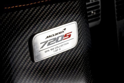 McLaren 720S Spa 68 Collection, nel segno di Bruce (8)