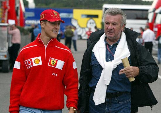 Vi racconto Schumacher, prima puntata: Willi Weber