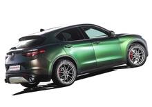 Alfa Romeo Stelvio, più potenza con il kit Romeo Ferraris