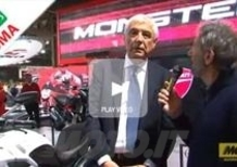 Gabriele Del Torchio: Monster 1100EVO, 848EVO e 1198SP. E Valentino Rossi!