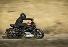 Harley-Davidson LiveWire: ecco prezzo (alto) e dati