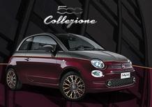 Promo Fiat 500 MY2019: gamma da 9.950 €
