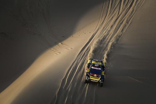 Dakar Perù 2019 Loeb-Peugeot. Pisco-Nazca-San Juan de Marcona: si vince! (3)