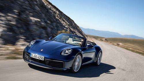 Porsche 911 Cabrio, le prime foto (8)