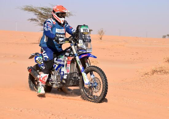 Africa Eco Race. Agazzi vince la 7ª tappa. Botturi ancora in testa